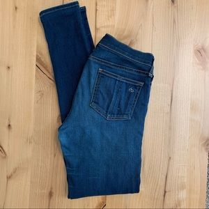 Rag & Bone • skinny jeans • Size 27•